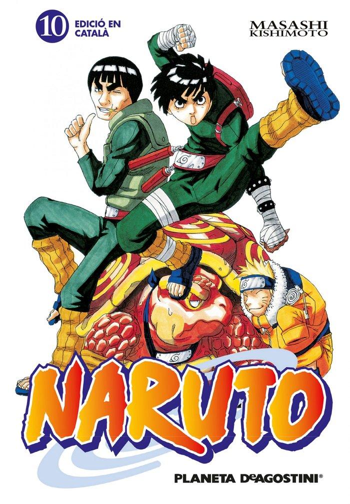 Naruto catala 10/72 (pda)
