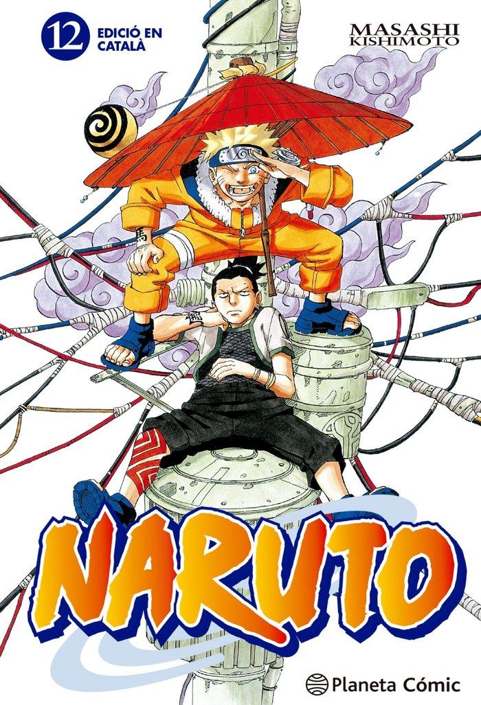 Naruto catala nº 12/72