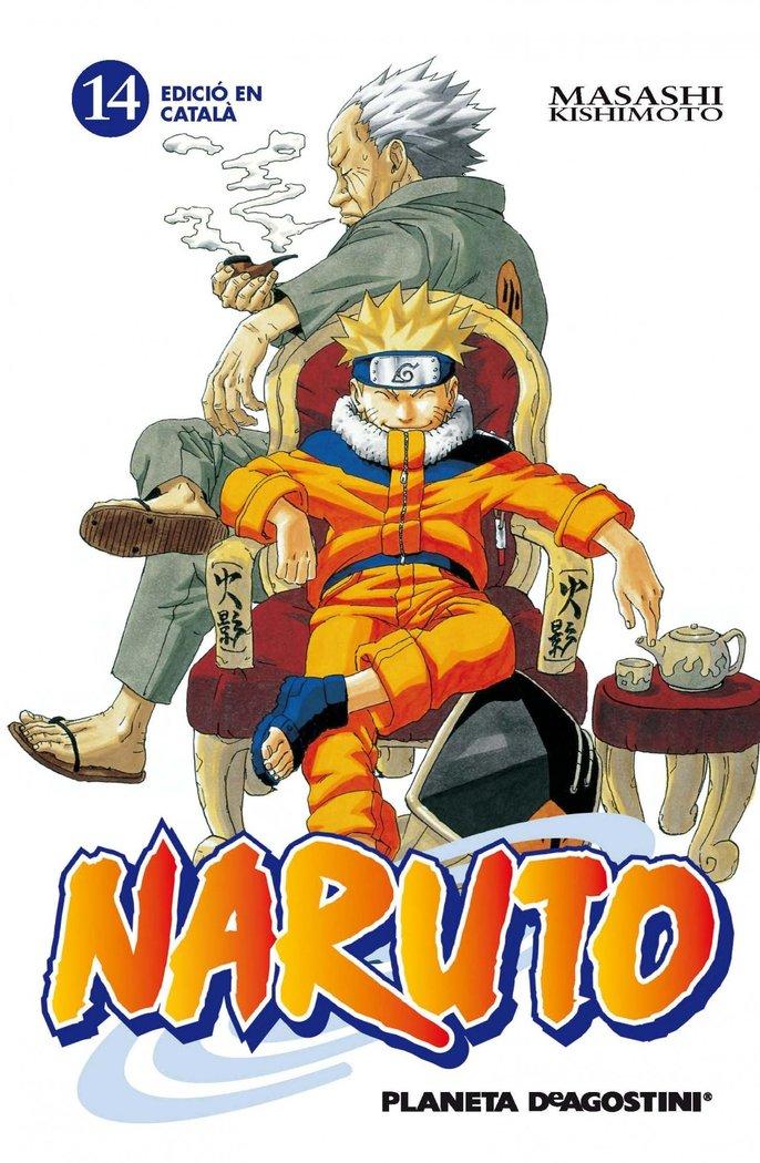 Naruto catala 14/72 (pda)