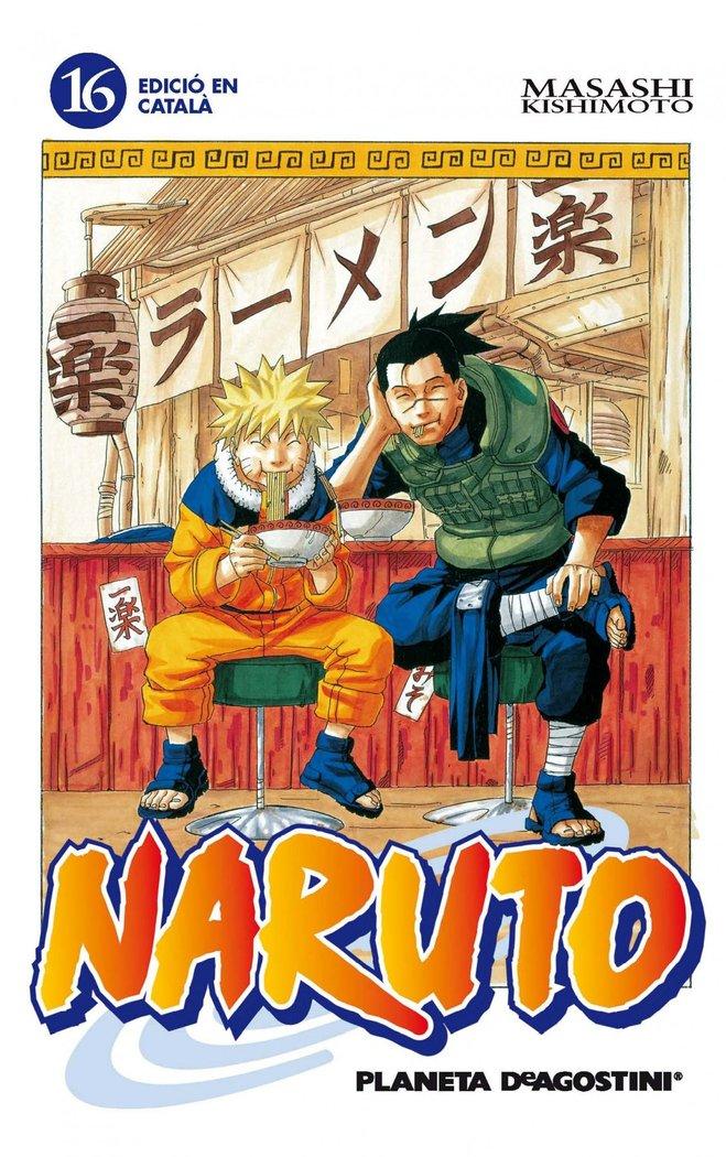 Naruto catala 16/72 (pda)