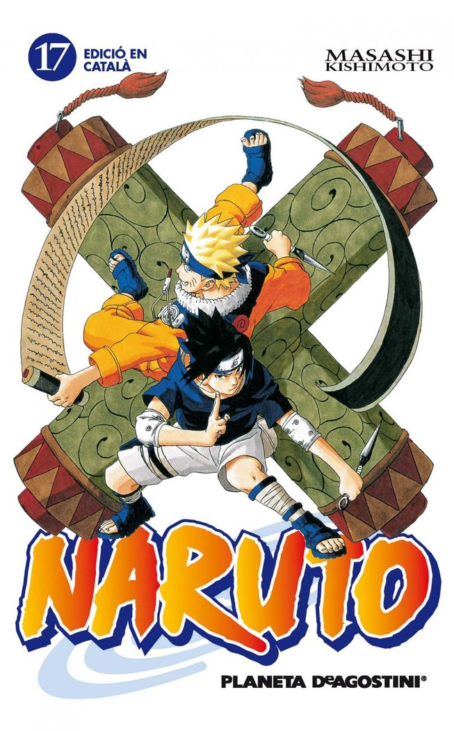 Naruto catala 17/72 (pda)