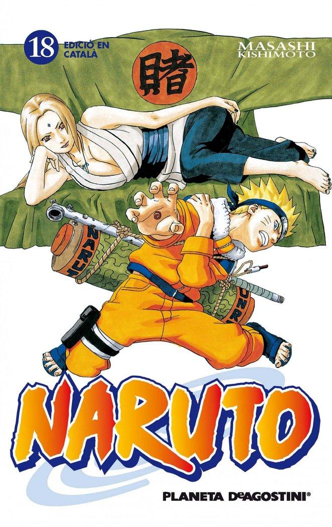 Naruto catala 18/72 (pda)