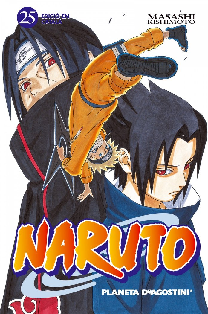 Naruto catala 25/72 (pda)