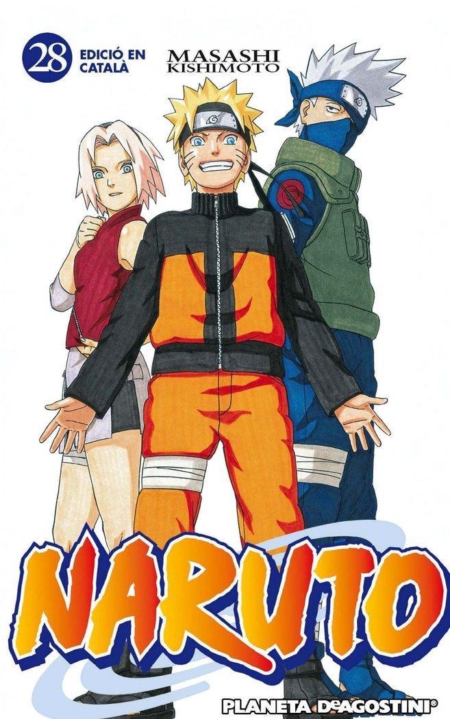 Naruto catala 28/72 (pda)