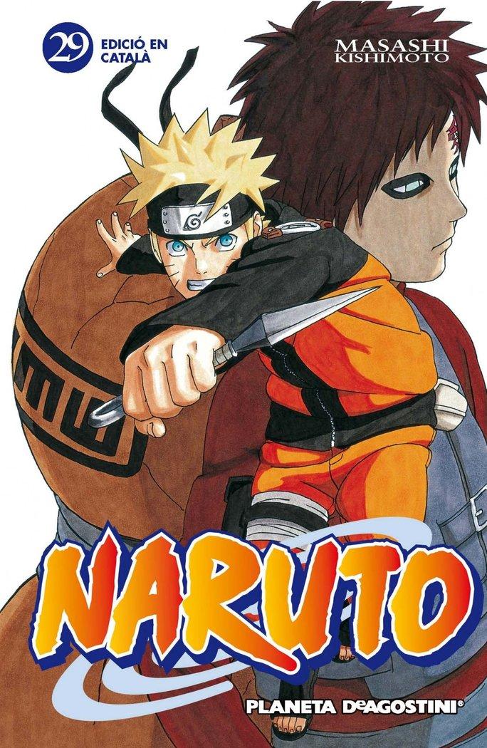 Naruto catala 29/72 (pda)