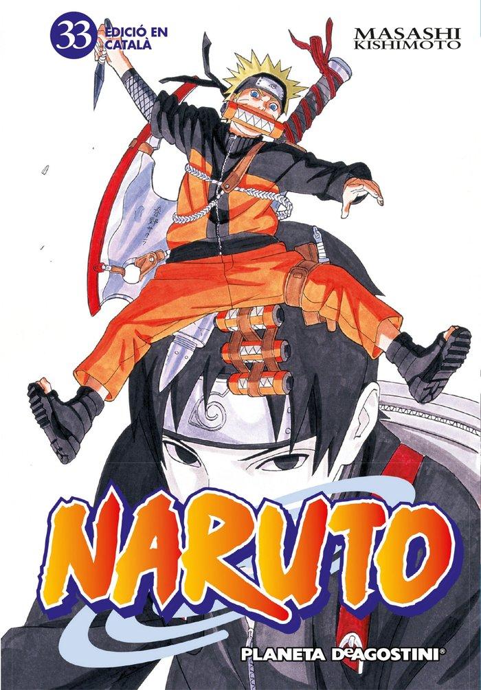 Naruto catala 33/72