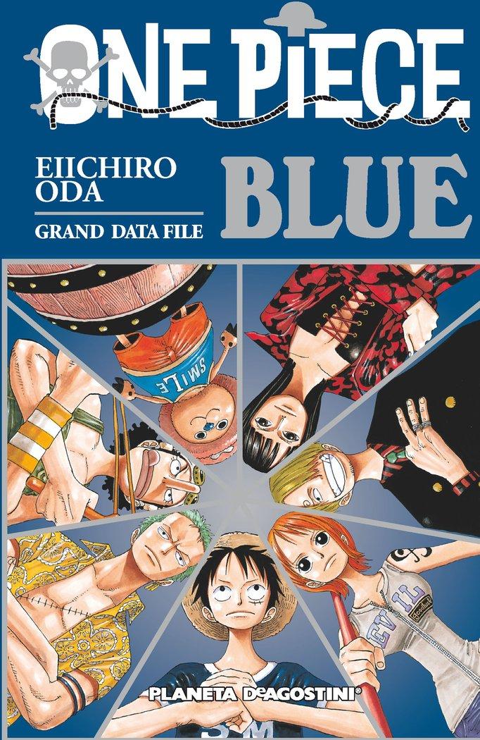 One piece guia 2 blue