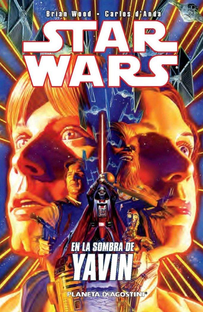 Starwars 01 en la sombra de yavin