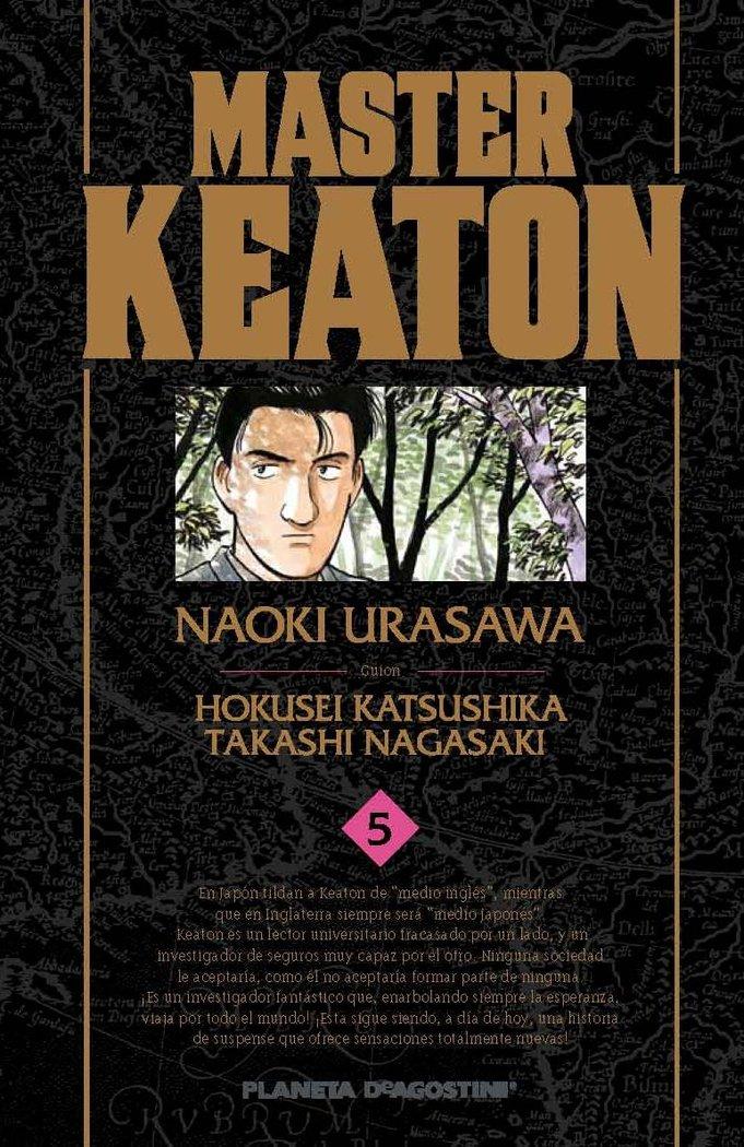 Master keaton 5