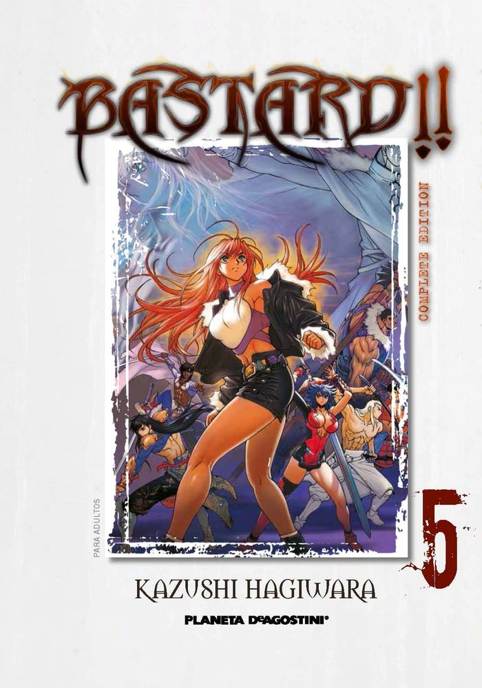 Bastard complete edition 5