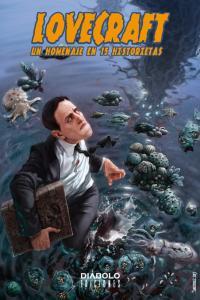 Lovecraft un homenaje en 15 historietas