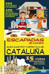 Guia gastro-turistica de cataluña