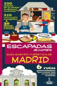 Guia gastro-turistica de madrid