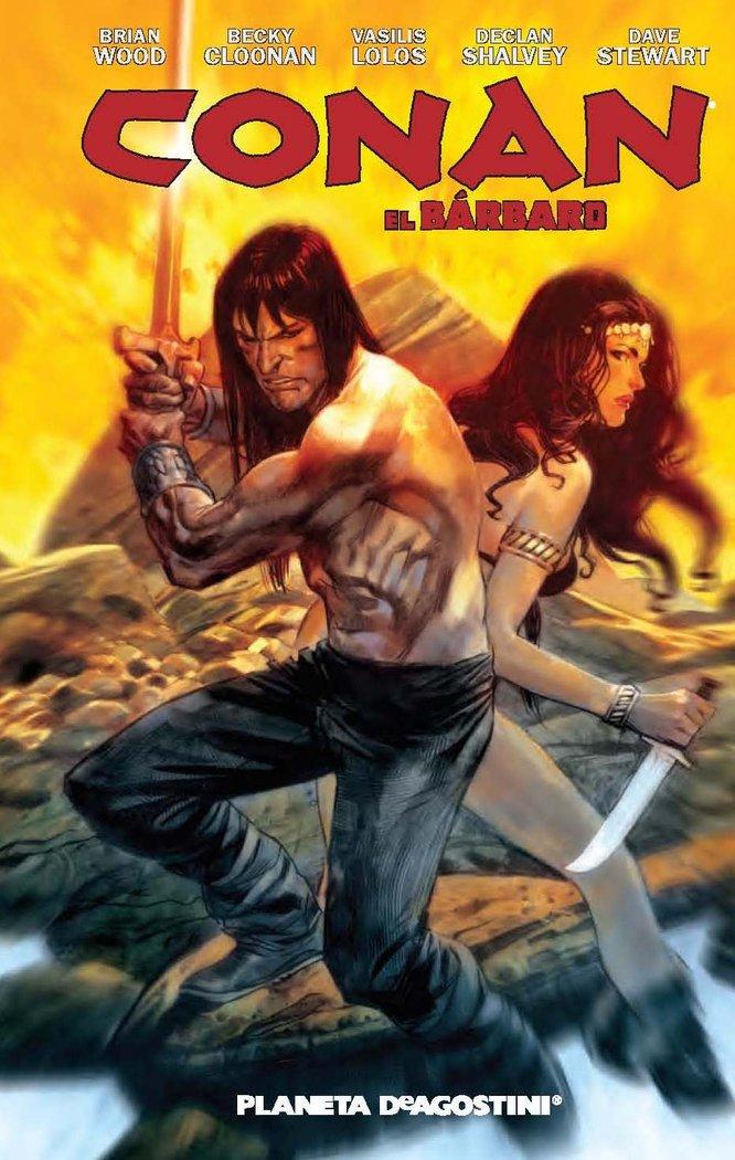 Conan el barbaro 3