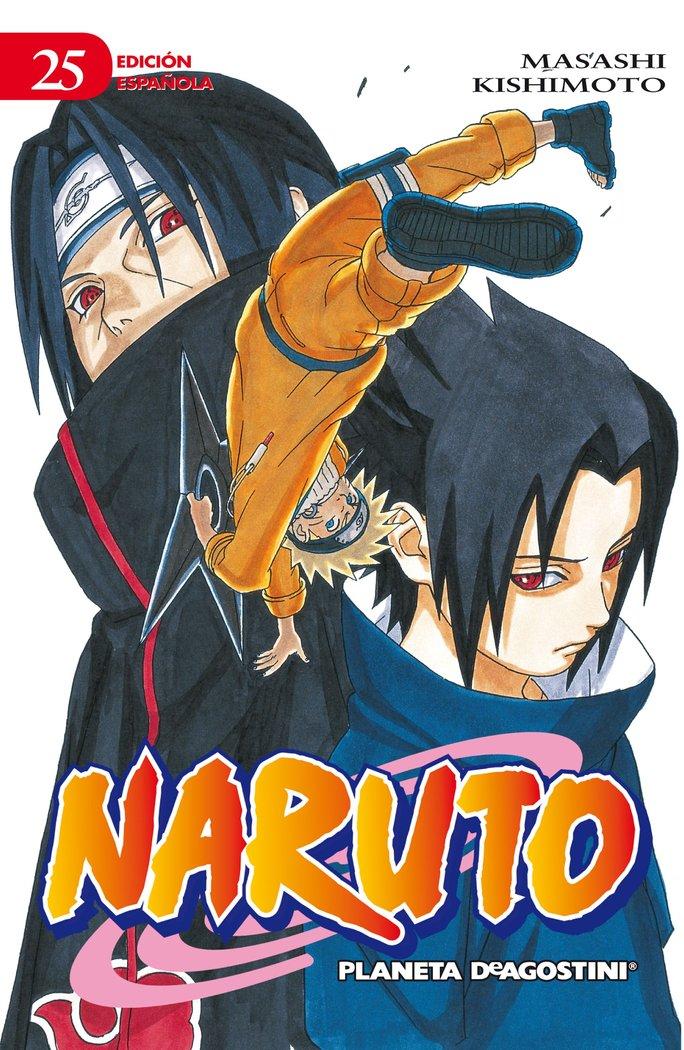 Naruto nº 25/72