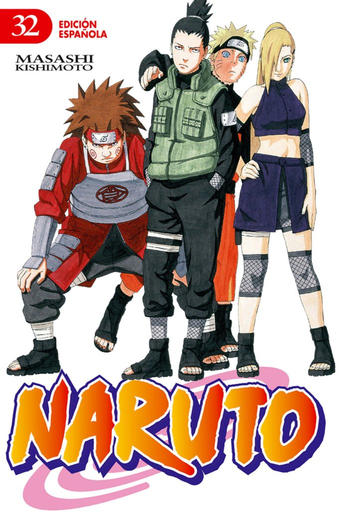 Naruto nº 32/72