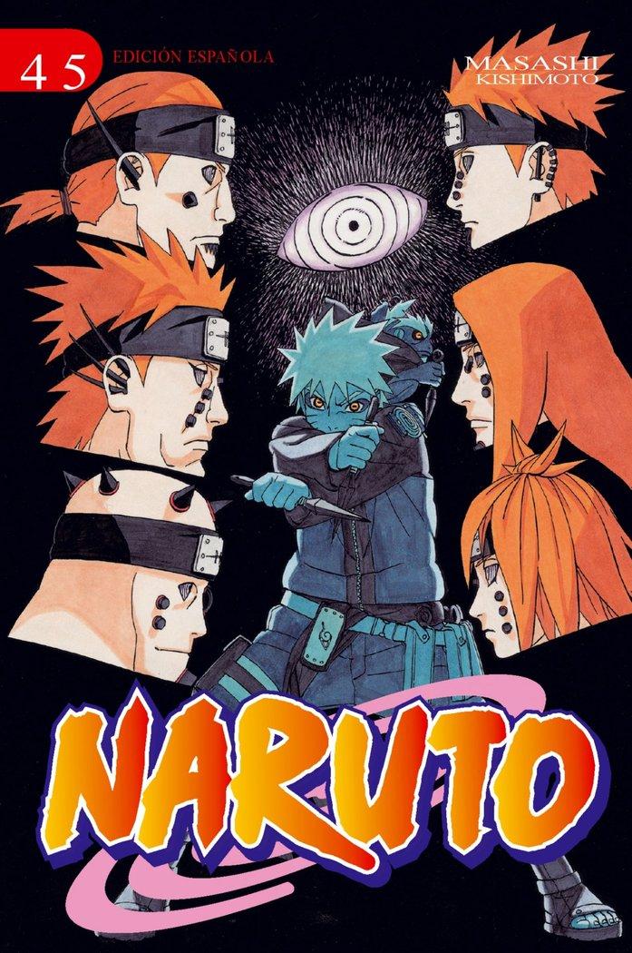 Naruto nº 45/72