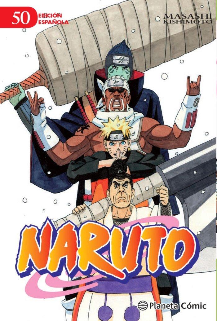 Naruto nº 50/72