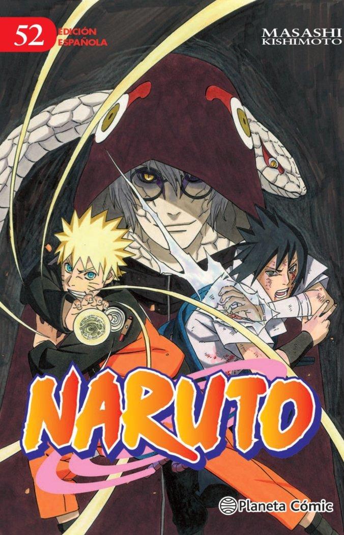 Naruto nº 52/72