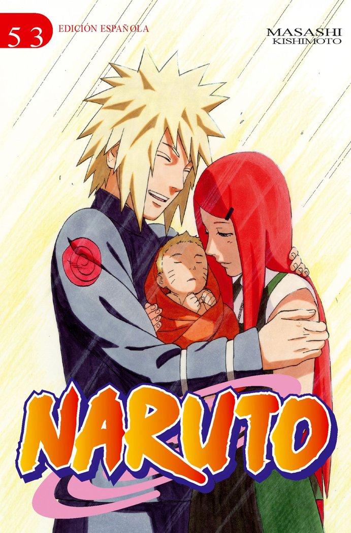Naruto nº 53/72