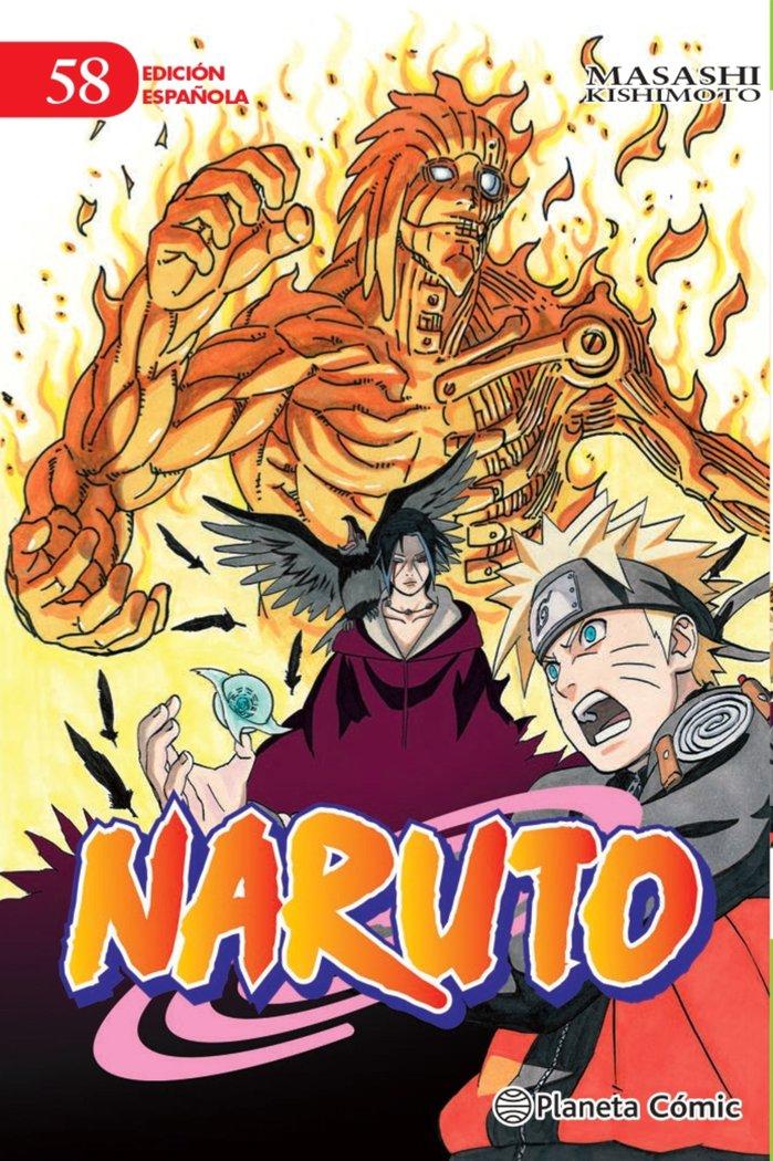 Naruto nº 58/72