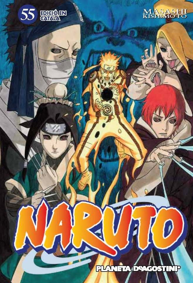 Naruto catala 55/72 (pda)