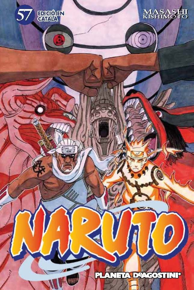 Naruto catala 57/72 (pda)