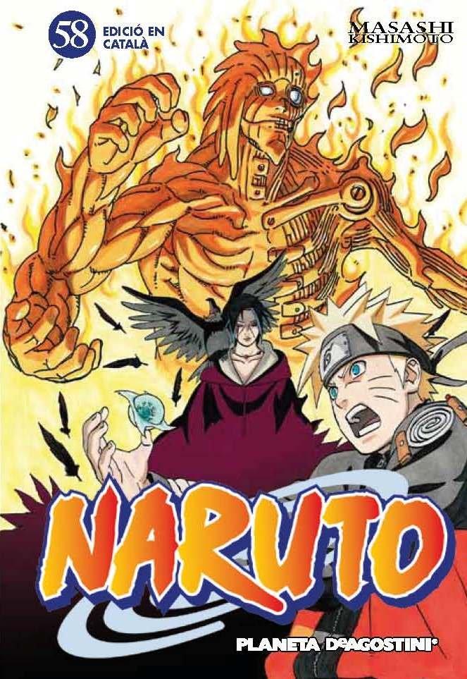 Naruto catala 58/72 (pda)