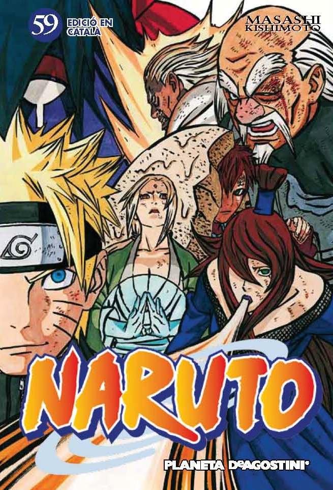 Naruto catala 59/72 (pda)