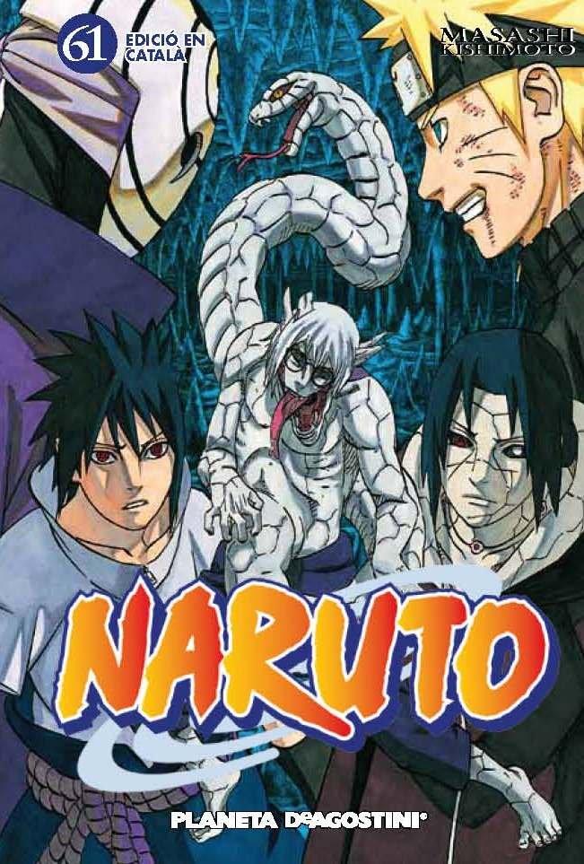 Naruto catala 61/72 (pda)