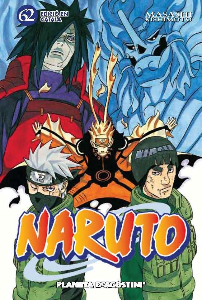Naruto catala 62/72 (pda)