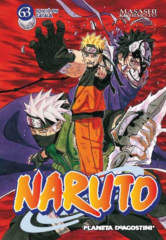 Naruto catala 63/72(pda)