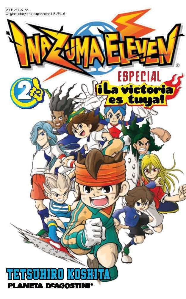 Inazuma eleven¡la victoria es tuya 2