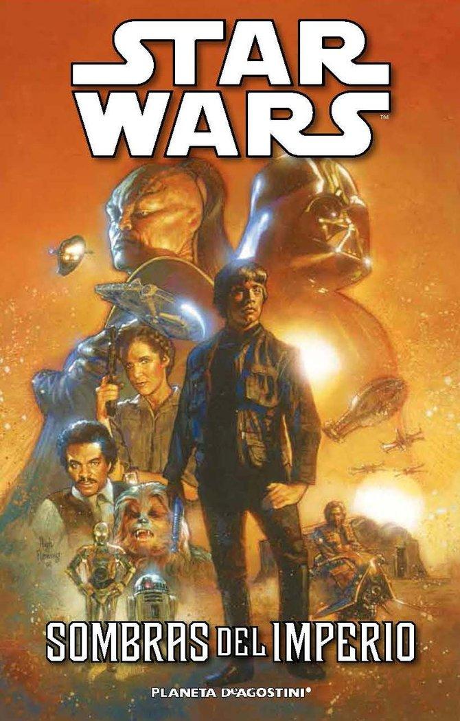 Star wars omnibus 2 sombras del imperio