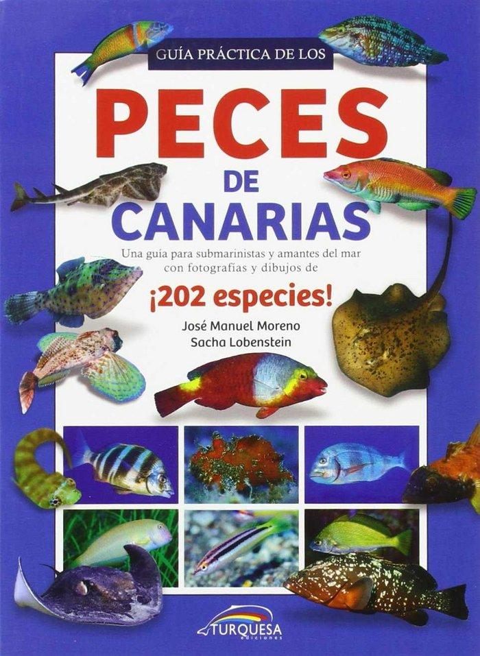 Guia practica peces de canarias - 202 especies
