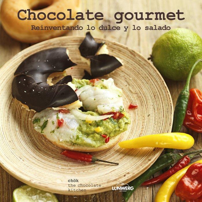 Chocolate gourmet reinventando lo dulce y lo salado
