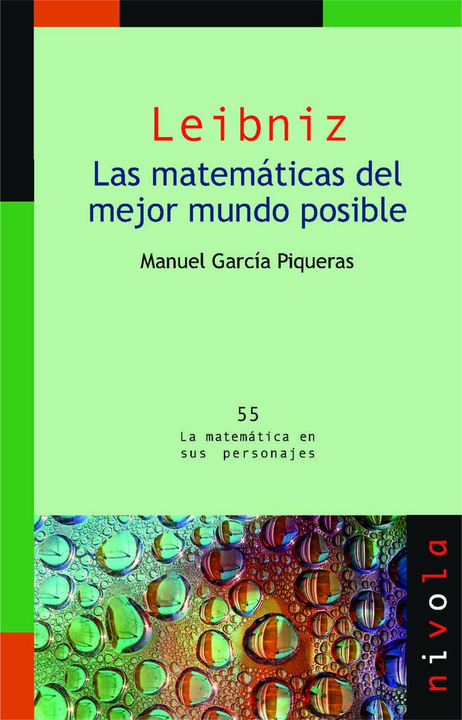 Leibniz las matematicas del mejor mundo p