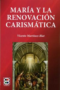 Maria y la renovacion carismatica
