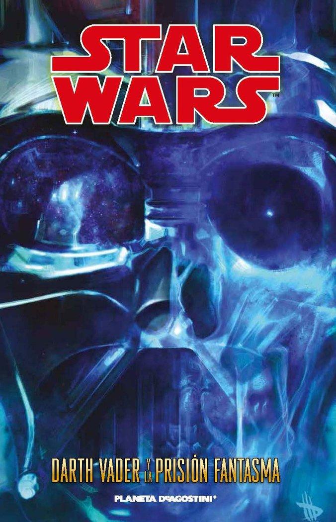 Star wars darth vader y la prision fantasma