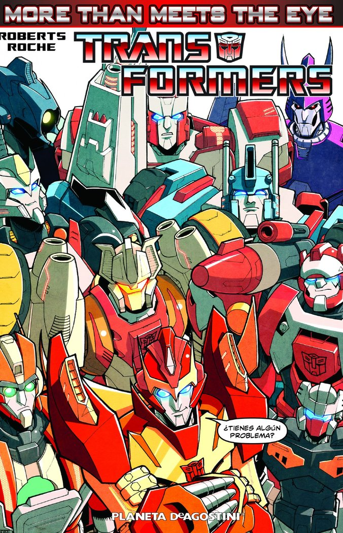 Transformers more than meets the eye 1