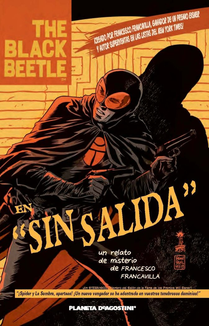 The black beetle sin salida 1
