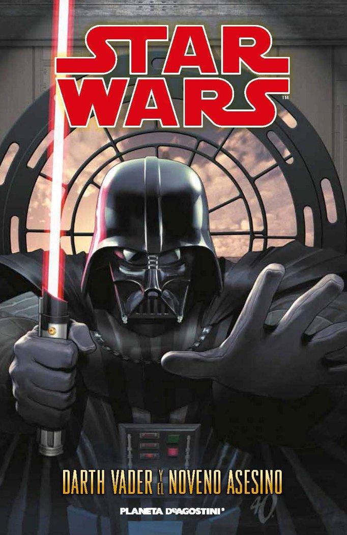 Star wars darth vader y el noveno asesino