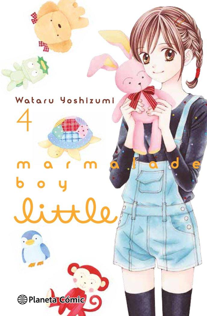 Marmalade boy little 4