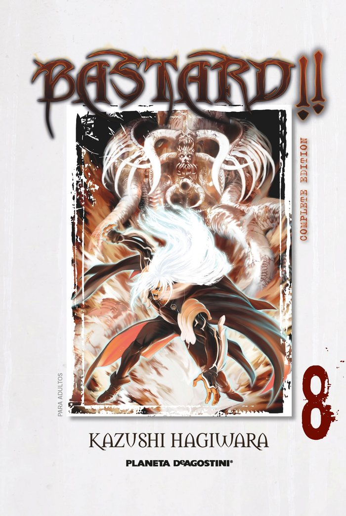 Bastard complete edition 8