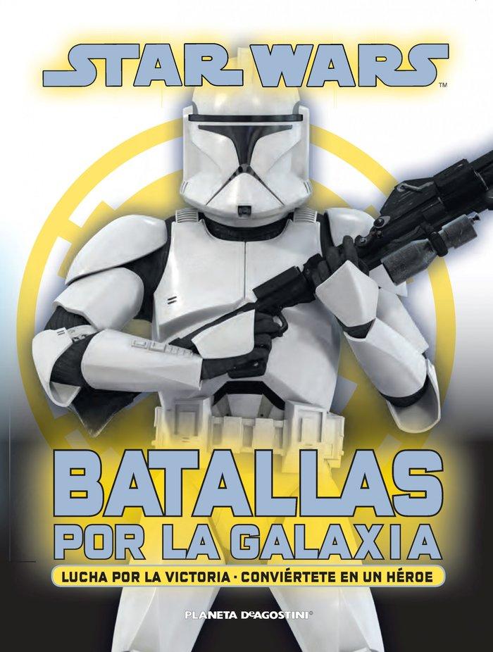 Star wars batalla por la galaxia