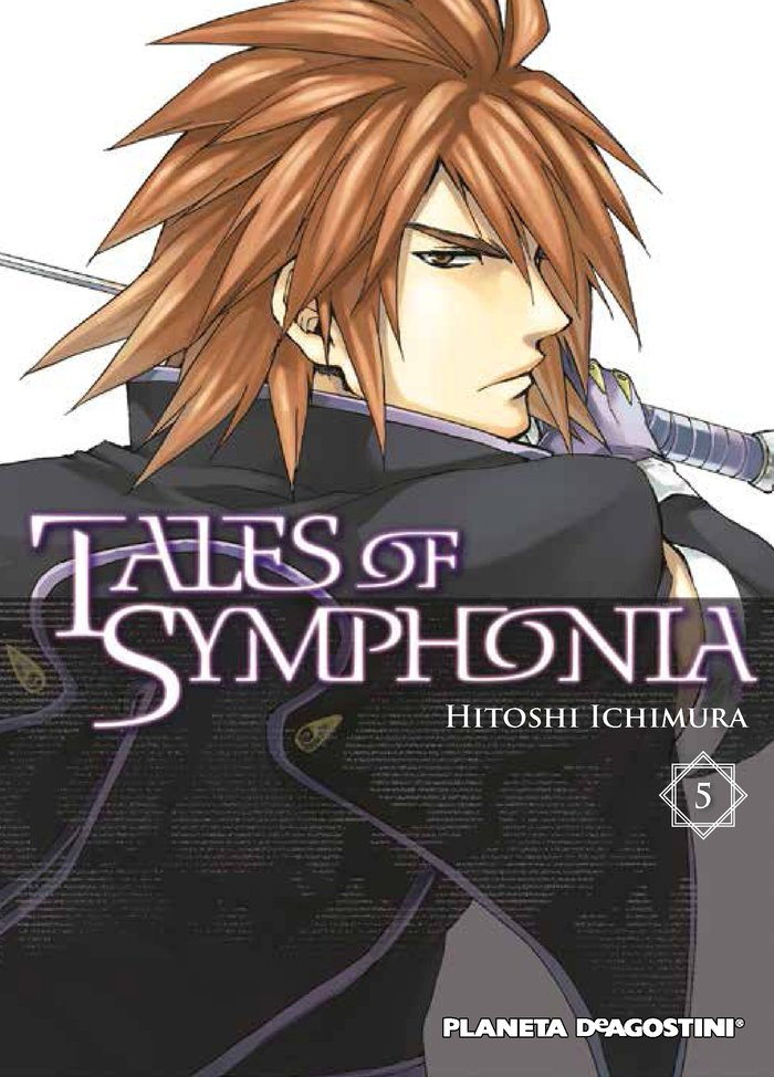 Tales of symphonia 5