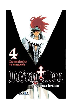 D gray man 4