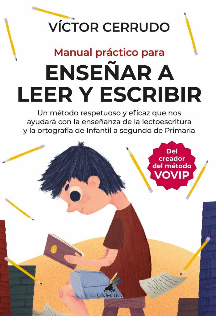 Manual practico para enseñar a leer y escribir