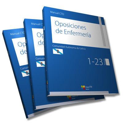 Manual cto oposiciones de enfermeria comunidad autonoma de g