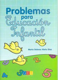 Problemas para educacion infantil 2ºed